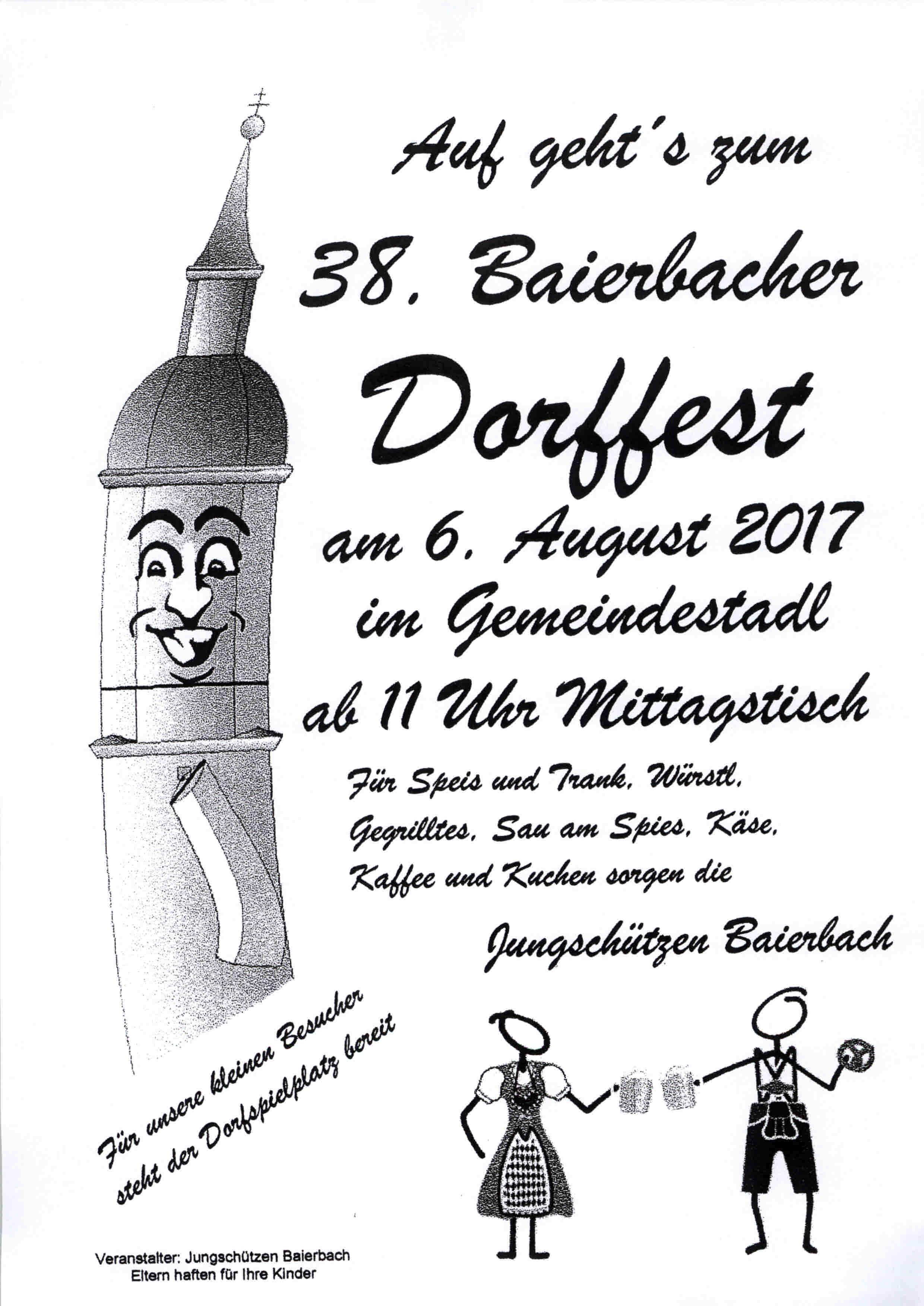 Vg Altfraunhofen Mitteilungsblatt August 2017