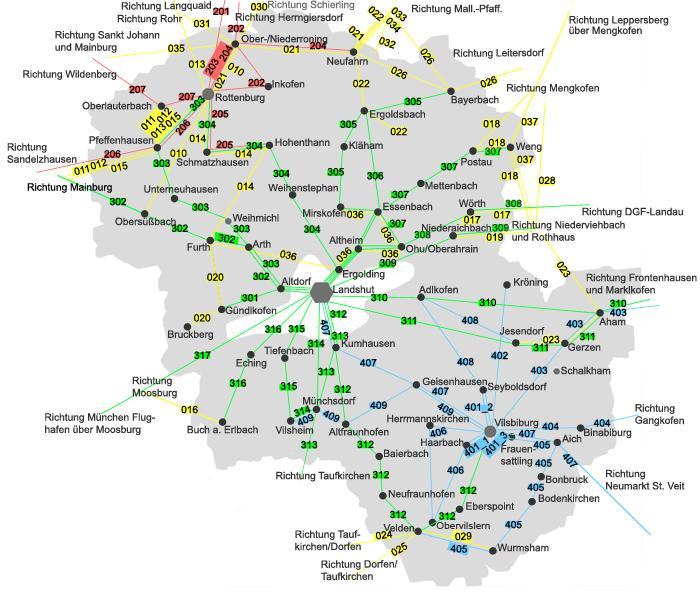 Vg Altfraunhofen Der Neue Busfahrplan 2018 Ist Da