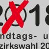 Ergebnisse der Landtags und Bezirkswahl 2018